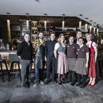 Ihr Team für kulinarische Genüsse im By Mara's