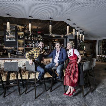Ihre Gastgeber - Marc, Martin & Anke